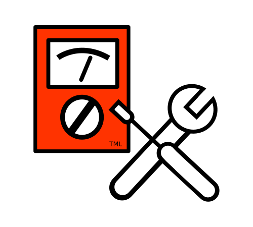 Reparatur von Messgeräte