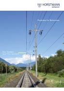 Katalog Horstmann für Bahnnetze