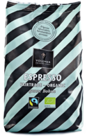 Espresso Bio Fairtrade Roberta 500g Packung